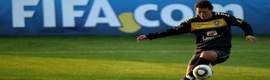 Sudáfrica levanta el telón del espectáculo del fútbol