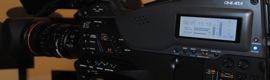 Sony PMW-320, el primer camcorder XDCAM EX de hombro