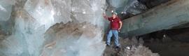 Javier Trueba presenta el documental 'El misterio de los cristales gigantes'