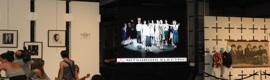 Mitsubishi con la moda en la Pasarela Independiente 080 Barcelona Fashion