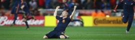 La final del Mundial da a Telecinco el mejor prime-time de su historia