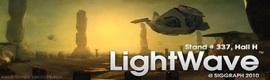 Newtek presenta la nueva versión de LightWave 3D en Siggraph 2010