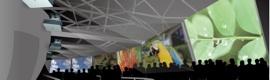 Más de un millar de proyectores Panasonic en la Expo de Shanghai