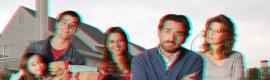 'Los protegidos', primera serie del mundo que se graba en 3D
