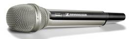 Nuevo transmisor de mano SKM5200-II de Sennheiser con ancho de banda ajustable hasta 184 MHz