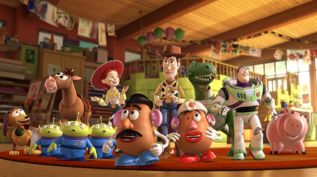 Toy Story 3  es ya la película más taquillera de Disney Pixar 6f1c0b5e5fa