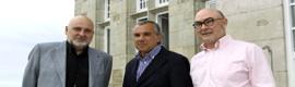 Antón Reixa defiende en Santander la producción independiente
