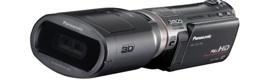 HDC-SDT750: Panasonic acerca el 3D al mercado de consumo