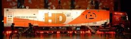 Argentina estrena con Pulsar Tv su primera unidad móvil 3GB/3D
