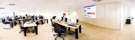 Charmex instala nuevos videowalls de Christie en las sedes de Unitronics