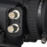 Conectividad SDI en la Canon XF105