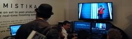 Jornadas dedicadas al 3D desde el rodaje al acabado
