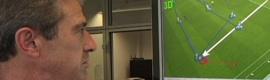 TV3 incorpora la repetición de jugadas con efecto 3D de LiberoVision