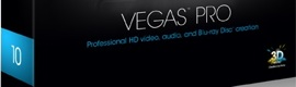 Sony Creative Software presenta en IBC Vegas Pro 10