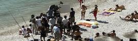 Bruce Willis y Sigourney Weaver, de rodaje en España