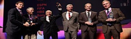 La industria premia la excelencia en los IBC Awards
