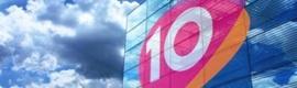 La10 inicia sus emisiones regulares