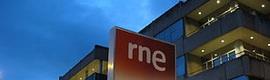 Lexon suministrará a RNE nuevos enrutadores de audio digital de NTP