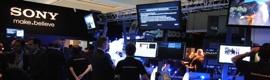 Sony agiliza el 3D con revolucionarias aplicaciones
