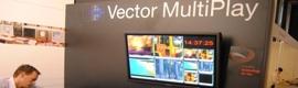 Vector 3 demostrará en IBC sus soluciones integradas con los principales MAM