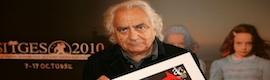 La Acadèmia del Cinema Català homenajea a Jordi Grau por su prolífica carrera