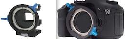 EPC alquila la Canon 7D modificada con montura PL por Denz