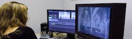 Trigital instala el nuevo laboratorio digital de la Filmoteca Española