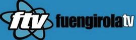 Grau Luminotecnia en los nuevos estudios de Fuengirola Tv