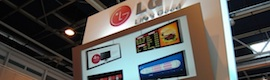 LG, democratización del digital signage en Total Media