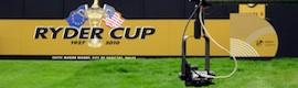 La Ryder Cup, por vez primera en estereoscópico, en Sky 3D