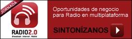 La Jornada Radio 2.0, este martes en directo en Panorama Audiovisual