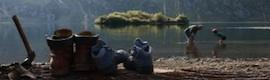 Versátil Cinema y Alta Producciones ruedan en Asturias '¿Para qué sirve un oso?'