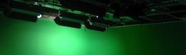 Grau ilumina el nuevo plató virtual del TAU en Valencia