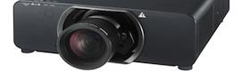 Un modelo 3DLP y tres monochip, nuevos proyectores profesionales de Panasonic
