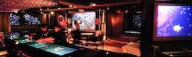 MultiTouch transforma la noche de Tokio con sus pantallas interactivas