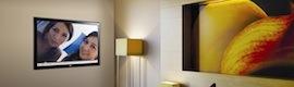 LG presenta en Hostelco sus últimas soluciones para el sector hotelero