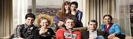 Comienza la grabación de 'Vida loca', una sitcom de Telecinco que pretende seguir la estela de '7 vidas'
