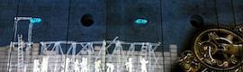 La Catedral de Valladolid cobra vida con un video mapping apoyado en proyectores Christie