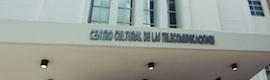 Canon BU-50H con control Vaddio en el nuevo Museo de las Telecomunicaciones en República Dominicana