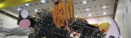 Éxito del lanzamiento del satélite Hispasat 1E