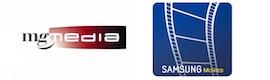 Samsung Movies: la electrónica de consumo toma posiciones en la distribución de contenidos multiplataforma