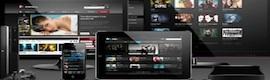 Contenidos audiovisuales, directamente sobre tabletas, con Tvinci