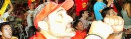 Medición de audiencias: la mejor liga del mundo, manga por hombro