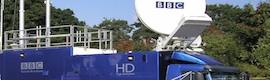 La BBC homologa las cámaras para captación de HD