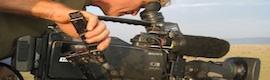 'Grandes migraciones' a través de las ópticas Fujinon y los camcorders Sony