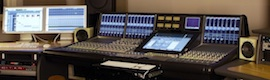 Vibe Productions crece con la consola SSL C300 HD
