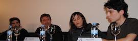 Los directores noveles candidatos a los Goya, en la Academia