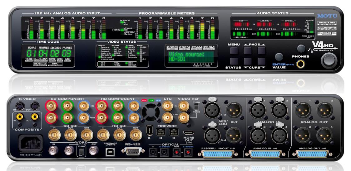 Los interfaces de Motu se cuelan en productoras y estudios de televisión