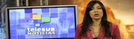 TeleSur amplía su señal en Europa Occidental tras un acuerdo con Ewe Tel