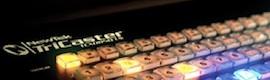 Newtek lanza una nueva superficie de control para Tricaster TCXD850